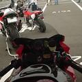 写真: 07_2005_atushi_watanabe_yoshimura_suzuki_jomo_with_srixon_racing_team