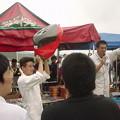 写真: 18_2005_atushi_watanabe_yoshimura_suzuki_jomo_with_srixon_racing_team