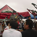 写真: 19_2005_atushi_watanabe_yoshimura_suzuki_jomo_with_srixon_racing_team