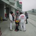 写真: 22_2005_atushi_watanabe_yoshimura_suzuki_jomo_with_srixon_racing_team