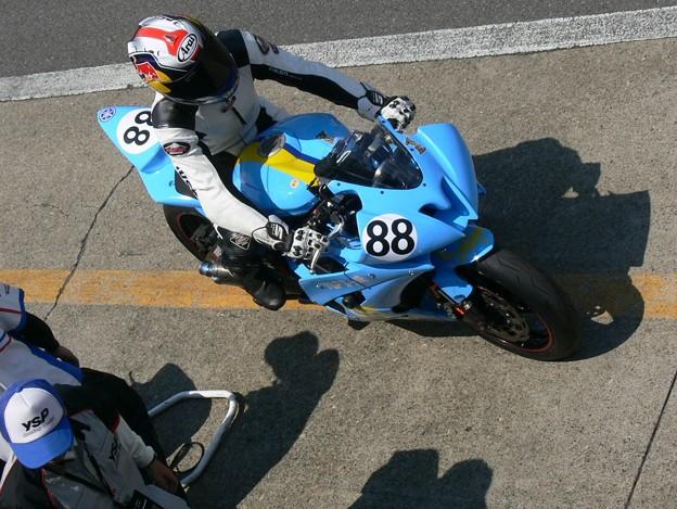 写真: 570 2012 88 尼崎 耕司 YSP茅ヶ崎 水沢レーシング YZF-R6
