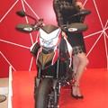 17 Ducati、ハイパーモタード ガール