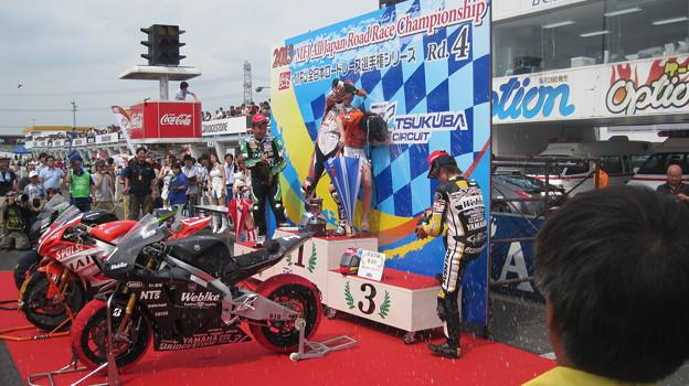写真: 2 22 生形 秀之 エスパルスドリームレーシング GSX-MFD6