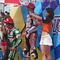 16 2013 J_GP2 51 高橋 英倫 PITCREW&松戸FLASH MZX-6R rd4 Tsukuba