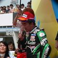 19 2013 J_GP2 51 高橋 英倫 PITCREW&松戸FLASH MZX-6R rd4 Tsukuba
