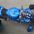 10 2013 J_GP2 12 中本 郡 レーシングチーム OutRun YZF-R6