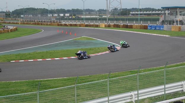 写真: 25 2013 J_GP2 12 中本 郡 レーシングチーム OutRun YZF-R6