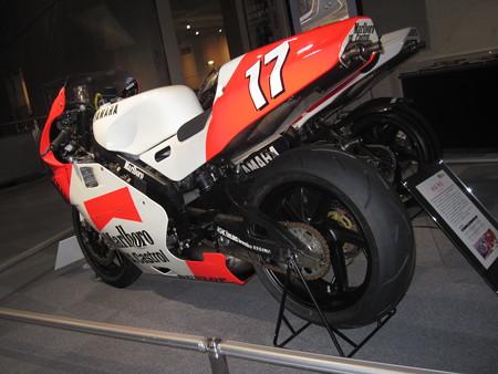 19 1995 YZR500 OWF9 Norick Abe