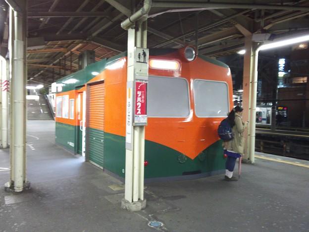 湘南電車?の反対側