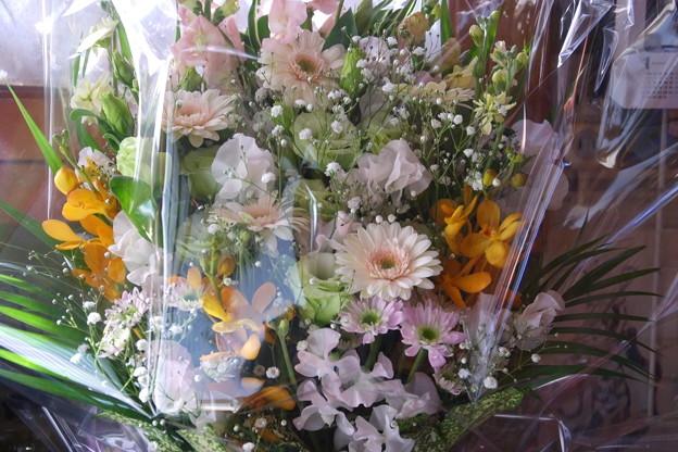 素敵な花束☆