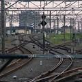 照片: こんな線路の駅