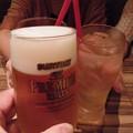 Photos: やっぱり乾杯(w)