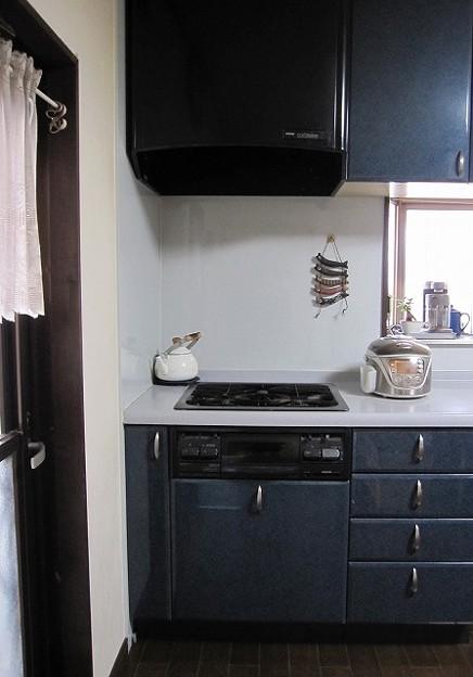 Photos: うちの台所のビフォー