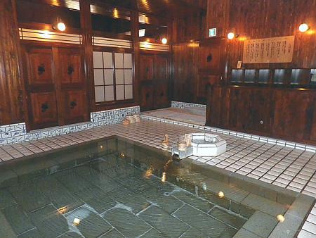 山代温泉 古総湯