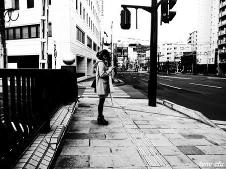 街角的日常