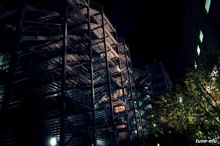 非常階段の夜