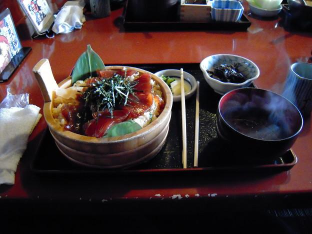 すし久のてこね寿司