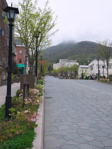 坂の上の霞山
