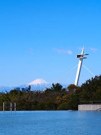 20140216 葛西 富士山