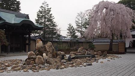 高台寺枯山水