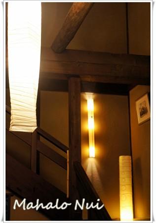 温かく癒される灯り