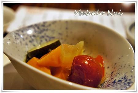 淡路産玉葱、パプリカの南蛮漬け