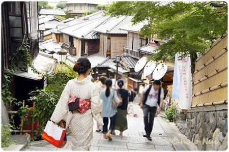 京都の散歩道