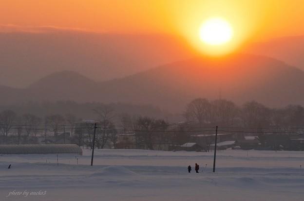 みちのく朝陽景2