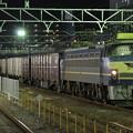 EF66-27号機4098レ 夜の蘇我駅