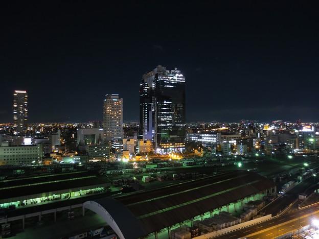 大阪ステーションシティから