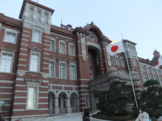 東京駅丸の内駅舎(1)
