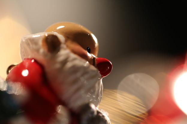 サンタも夢見る^^