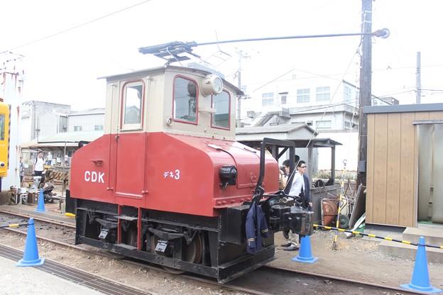 銚子電気鉄道デキ3