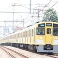 拝島快速西武新宿行き2451F