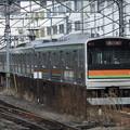 八高・川越線205系3000番台 ハエ84編成