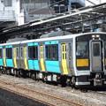 Photos: 水郡線キハE132形 キハE132-5+キハE131-5
