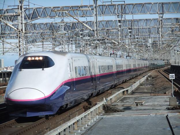 東北新幹線E2系1000番台 J54編成他17両編成
