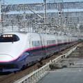 Photos: 東北新幹線E2系1000番台 J54編成他17両編成