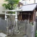 稲荷社(新宿区市谷柳町) 01