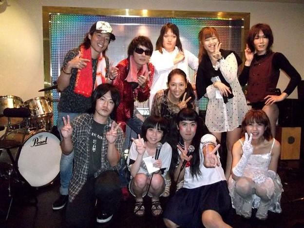 gakk倶楽部ライブ at BUNGA