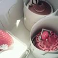 写真: 私のケーキたち。一個たべて...