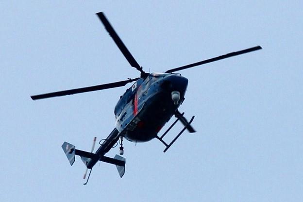 BK117C  Policecopter  JA6813  茨城県警ひばり