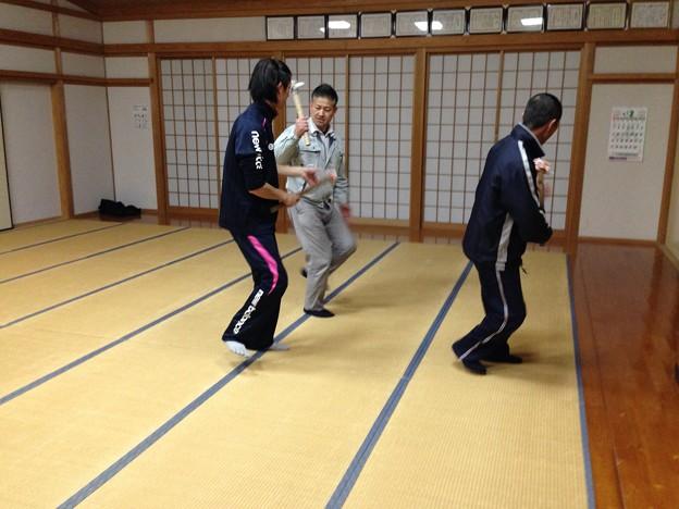 棒踊り 特訓3