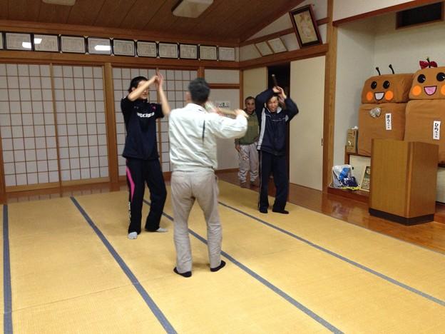 棒踊り 特訓4