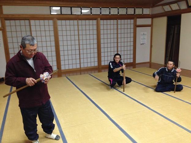 棒踊り 特訓5