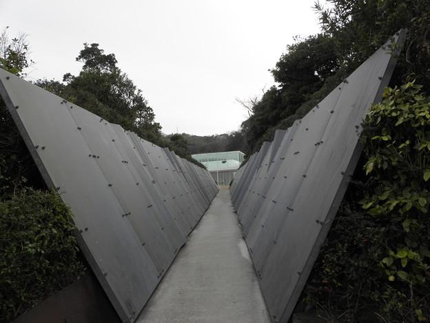 横須賀美術館オブジェ