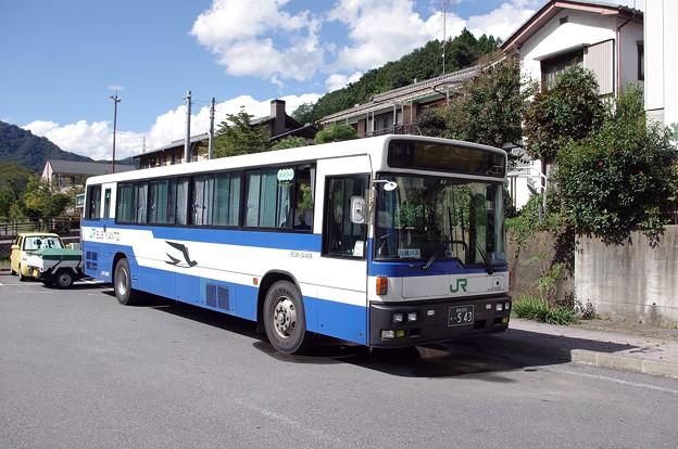 JRバス関東 長野200 か・543