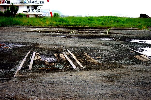 鉄路の残滓