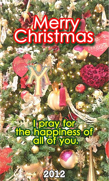2012-12-25 メリークリスマス!!