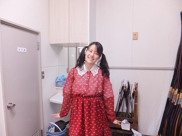 愛菜ちゃん(後日)